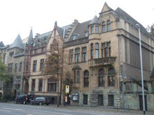 MPU Beratung Mönchengladbach Gebäude