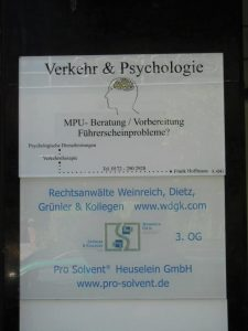 MPU Beratung Mönchengladbach